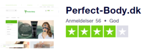 Perfect Body Trustpilot Score